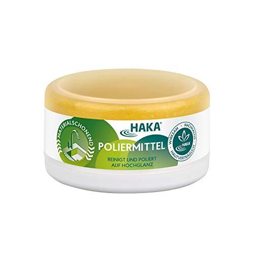 HAKA Universal Poliermittel I 180ml Dose mit Schwamm