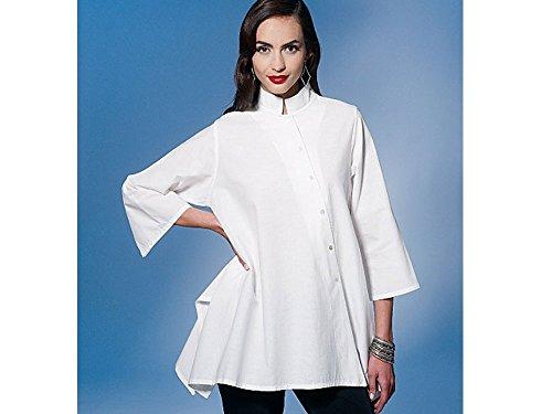 Vogue Lynn Mizono Designer Schnittmuster 1274Damen Top Größen: L bis XXL