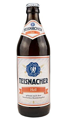 Ettl Bräu Teisnacher Hell Bier (6 x 0.5 l)