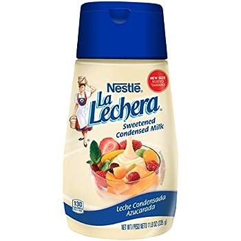 Nestle La Lechera Sweetened Condensed Milk 11.8 oz  2 pack