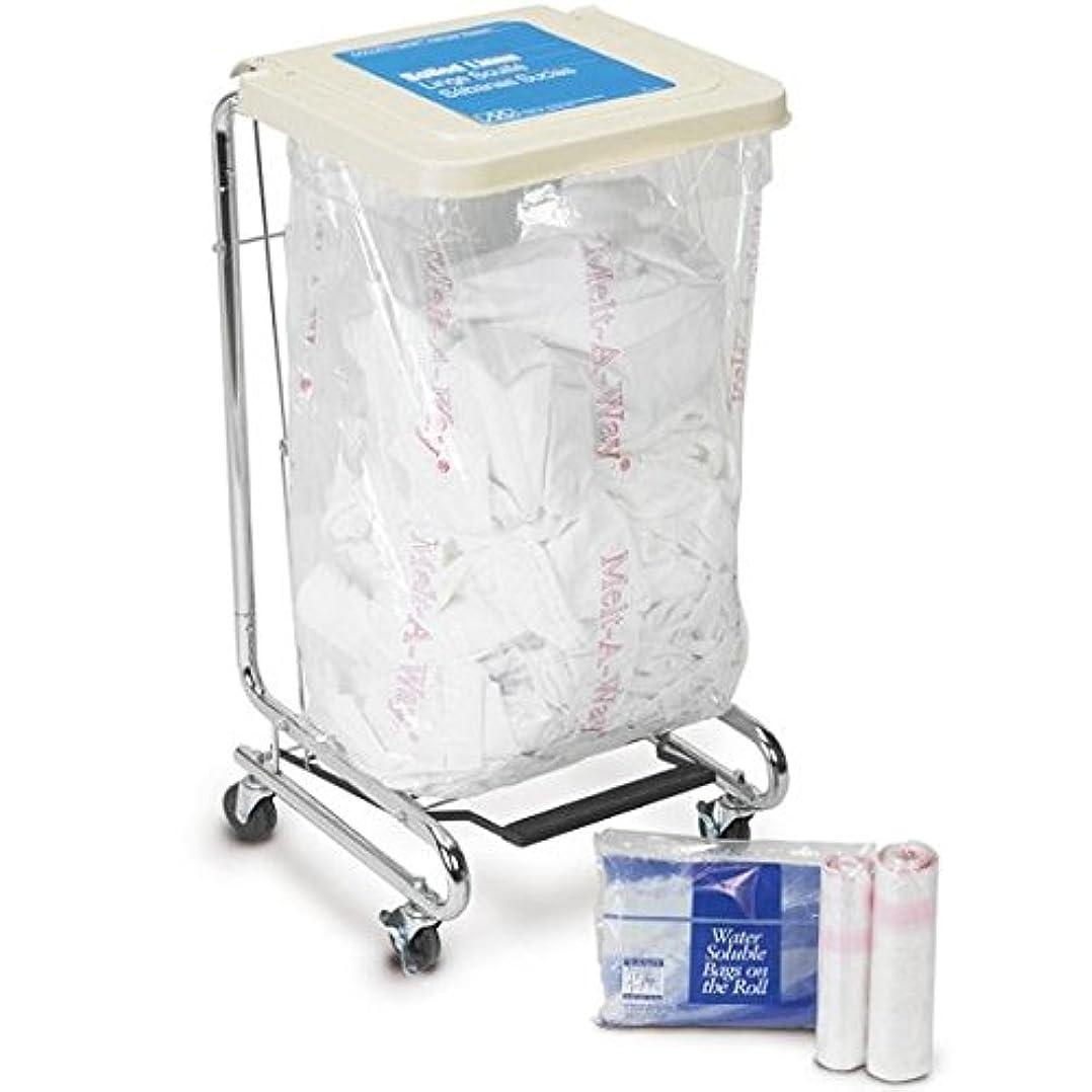 ヒロイックデータベース送金Medegen医療製品547-a Clear PolyvinylアルコールFilm Water Solubleランドリーバッグ、標準Duty、28?