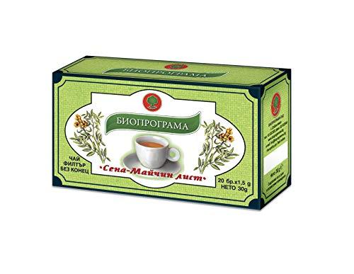 🌿(3 Pack) Senna Tee 90g Natürliches Abführmittel | Bioprogramm für Kuker Detox Tea 60 Teebeutel