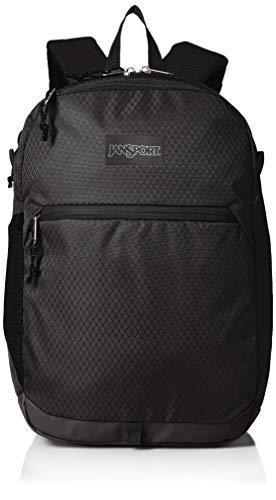 JanSport Hayes 15 Inch Laptop Backpack - Lightweight Daypack, Blacktop