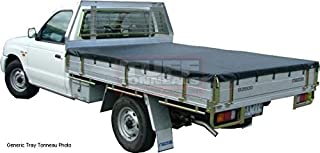 Fleet Trades Steel Tray 2100 x 1900 Bunji Tonneau Cover.