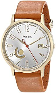 Fossil Casual Watch For Women Analog Leather - ES3750
