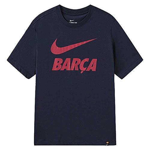 Nike Barcelona Ground Tee 2020-2021 (Obsidian)