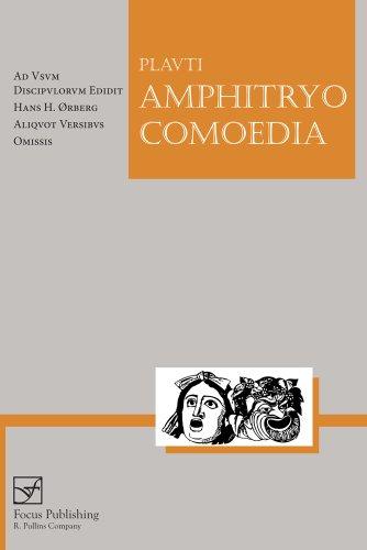 Plautus, T: Amphitryo Comoedia (Lingua Latina)