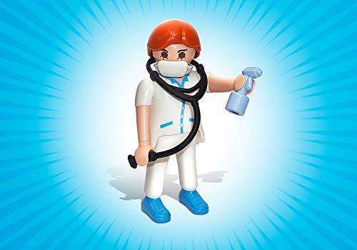 PLAYMOBIL Enfermera 70684