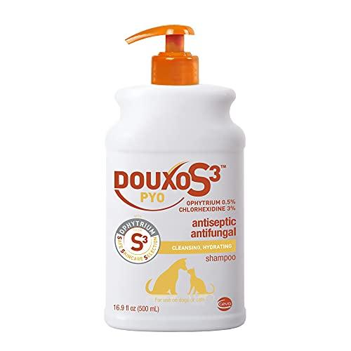 Douxo S3 PYO Shampoo 16.9 oz (500 mL)