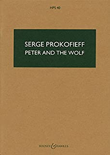 Peter and the Wolf, Op. 67: Study Score