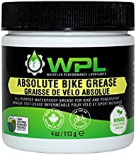 WPL Absolute Bicycle Grease 113g - All-Purpose Bike Grease and Lube for Pedals, Forks, Chains, and Wheel Bearings