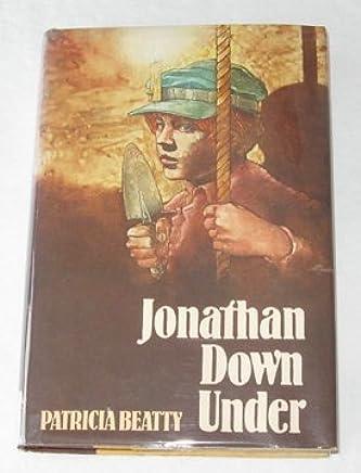 Jonathan Down Under