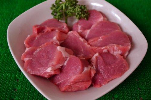 豚ヒレソテー スライス 1.2kg(1200g) 一口カツやバター焼きなど!新鮮ヘルシー! 国産 豚肉 使用 業務用