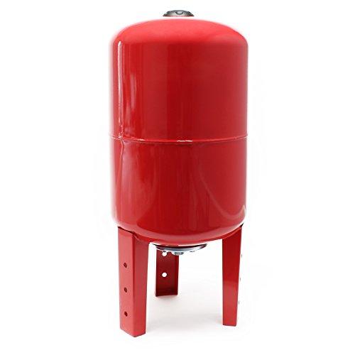 Ausdehnungsgefäß 100L für Hauswasserwerke und Druckerhöhungsanlagen mit EPDM Membran für Trinkwasser