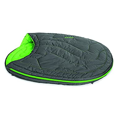 Ruffwear - Highlands Sleeping Bag for Dogs, Meadow Green, Medium