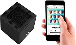 Fresh n Rebel RockBox 1 Portable Bluetooth Speaker, Black