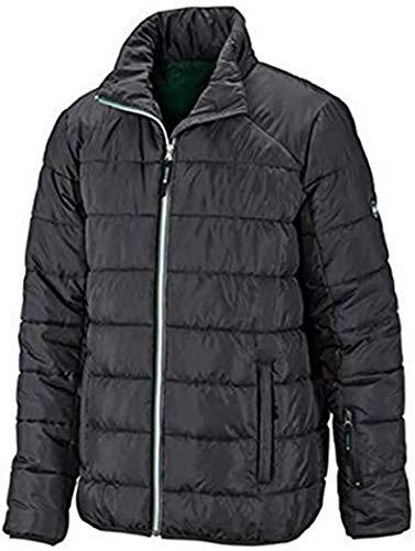 Steppjacke Jacke Damen von Polarino in Grau - Gr. 46