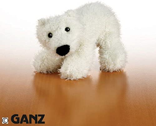 Lil'Kinz Virtual Pet Plush - POLAR BEAR