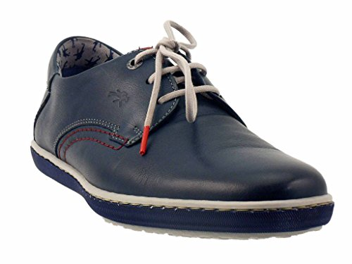 Zapatos con cordones Fluchos-9710-Marine-, Azul (azul marino), 45 EU