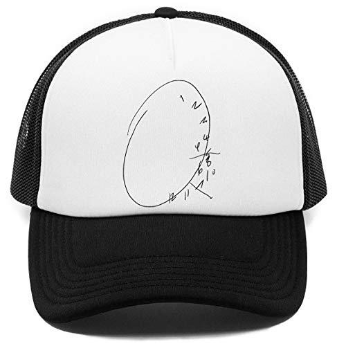 Vendax Hannibal Uhr Kappe Baseball Rapper Cap