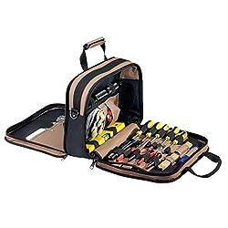 Toolpack Werkzeugtasche Dokumententasche Werkzeug Tragetasche Deluxe 360.043