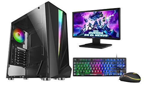 Pc Sobremesa Gaming Pack pc sobremesa gaming  Marca THE GAMINGSTORE