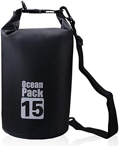 Acever Quarantine Bag Dry Sack Floating Waterproof Backpack 2L//3L//5L//10L//15L//20L//30L Yellow, 5L