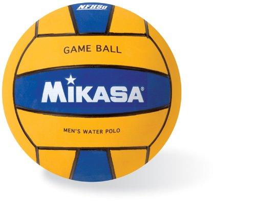 Mikasa Wasserball Spiel Ball (Herren), Herren, W5500BLU, blau