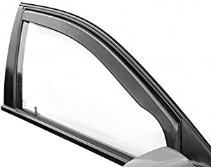 Wind Deflectors For VAUXHALL VECTRA 2002-2008 Hatchback 4-pc set ISPEED Tinted