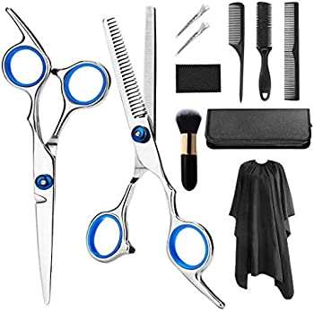 WeTest Stainless Steel Haircut Scissors Kit