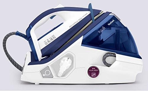 Tefal GV 8960 Auto Control Fer à Repasser Vapeur avec Arrêt Automatique Blanc/Bleu