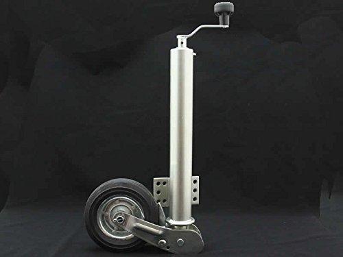Automatik Stützrad Bugrad Anhängerstützrad Anhängerrad 400kg