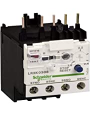 Schneider Electric LR2K0312 Tesys K, Relés Térmicos Diferenciales, 3,7.5,5 A, Clase 10A