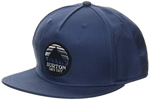 Burton Herren UNDERHILL Kappe, grau(Dark Slate), Einheitsgröße