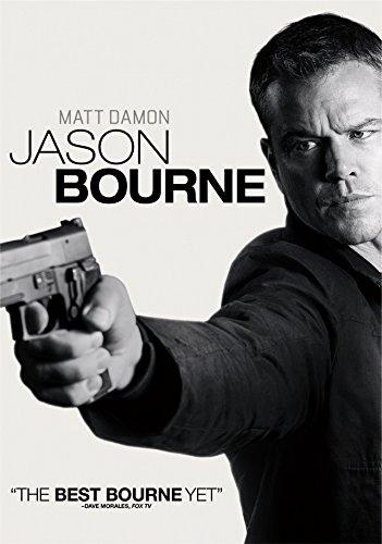 BOURNEJASON DVD