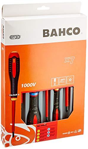 BAHCO BHBE-9888S Schraubendreher-Set (7-teilig)