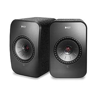 KEF LSX Wireless Music System (Black, Pair) (B07JFK339D) | Amazon price tracker / tracking, Amazon price history charts, Amazon price watches, Amazon price drop alerts