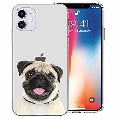 Cover Compatibile con iPhone 7 Plus/iPhone 8 Plus, Design a Motivo sul Retro Ultra Sottile in Morbido Silicone TPU, Antiurto, AntiGraffio (5.5 Pollici) (MBG1100022)