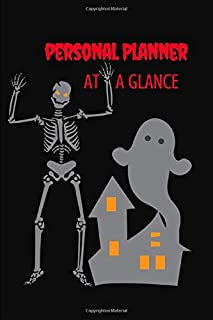 At a Glance Personal Planner: A stuff to do notepad