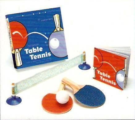 Best Buy! Desktop Table Tennis Mini Portable Set