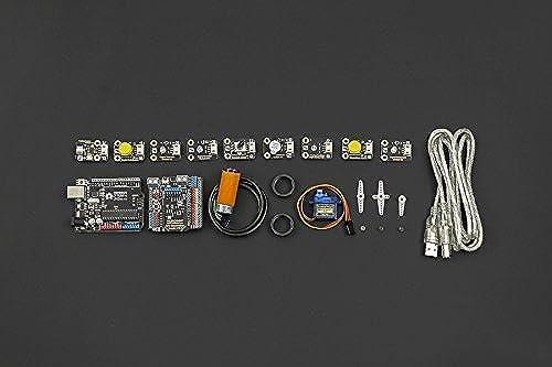 Dfrobot Ardublock Kit - A graphic programming kit for Arduino by DFRobot