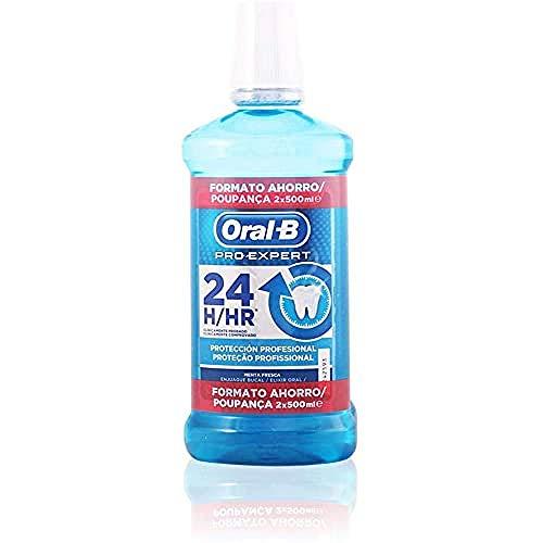 Oral-B – Pro-Expert Professionele Bescherming Mondwater – 2 x 500 ml