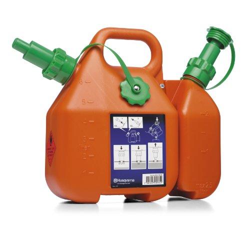 Kombikanister 2,5 Liter Öl / 6 Liter Benzin