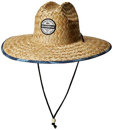 Preisvergleich Produktbild QUIKSILVER Herren Outsider Sun Protection HAT Sunhat,  Airy Blue,  X-Large