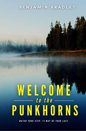 Welcome to the Punkhorns (Shepard & Kelly Book 1) by [Benjamin Bradley]