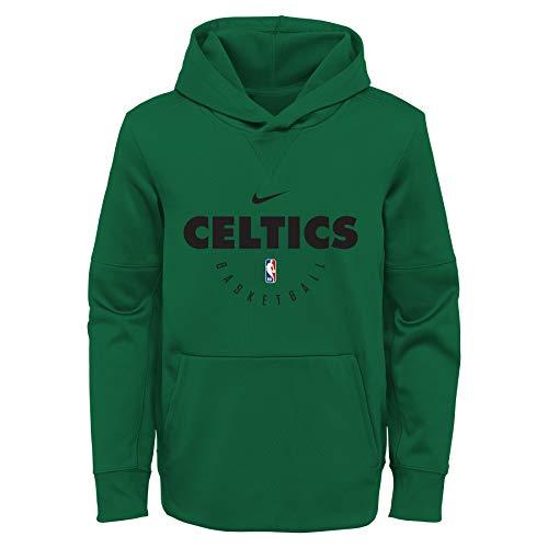 Nike NBA Youth (8-20) Spotlight Pullover Hoodie, Team Variation Boston Celtics Medium (10/12)