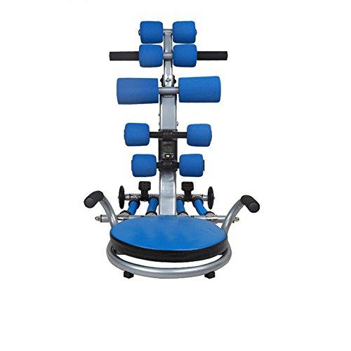 Ab Rocket Core Abdominal Trainer Mesa supina / Equipo de gimnasia de abdominales / Abdomen doméstico Múltiples funciones Músculos abdominales Banco de pesas / Lugar aplicable: La sala de estar, El bal