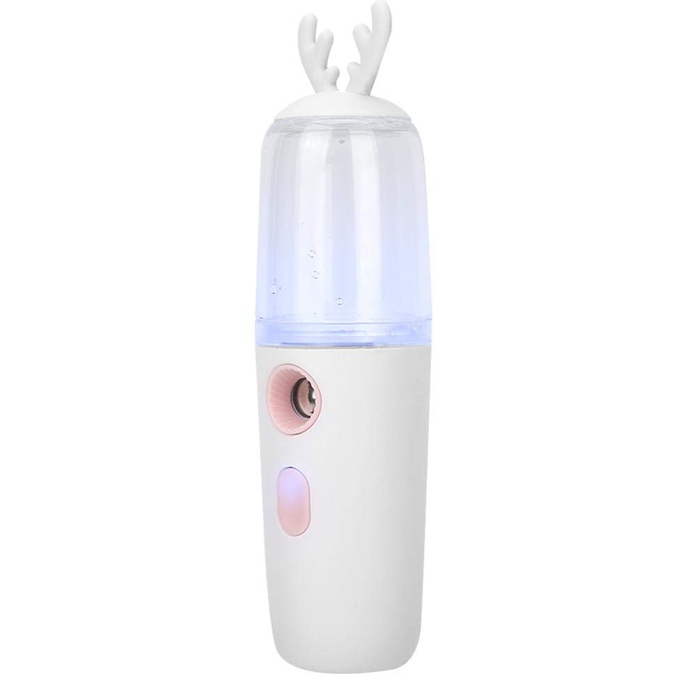 Nano Facial security Misters Rechargeable Visua Steamer with 30ml Limited price sale
