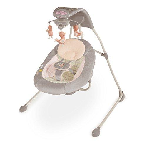 Ingenuity, balançoire bébé avec lumières
