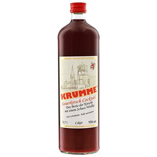 Krumme Sauerkirsch Cocktail 15% Vol. 0,7l